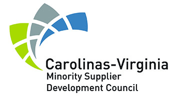 Certificate from Carolinas and Virginia Minority Supplier Development Council